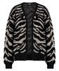 Catwalk Junkie Vest Fuzzy Tiger
