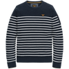 PME Legend Trui Crewneck Stripe
