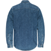 Cast Iron Overhemd Denim