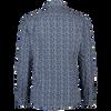 Scotland Blue Overhemd LM 20307WA48SB