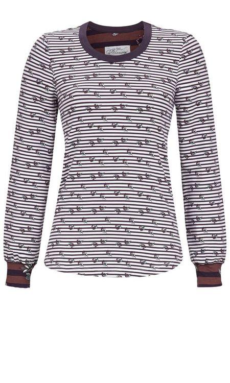 Ringella pyjama shirt Bloomy