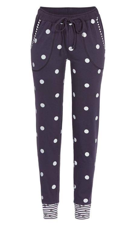 Ringella pyjamabroek skinny Bloomy