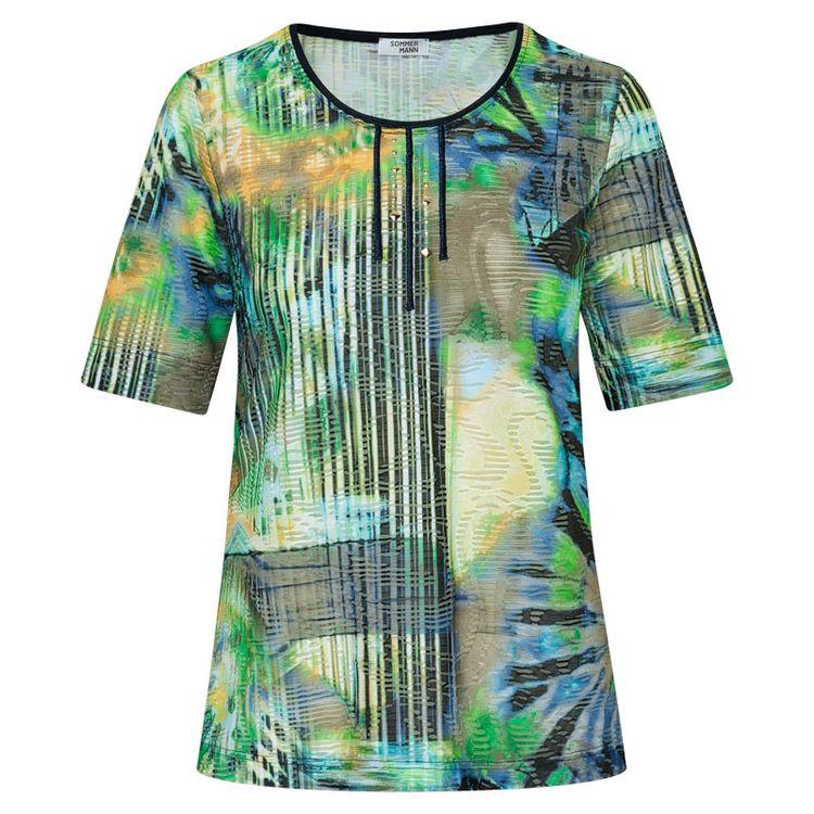 Sommermann T-Shirt KM 5722-31