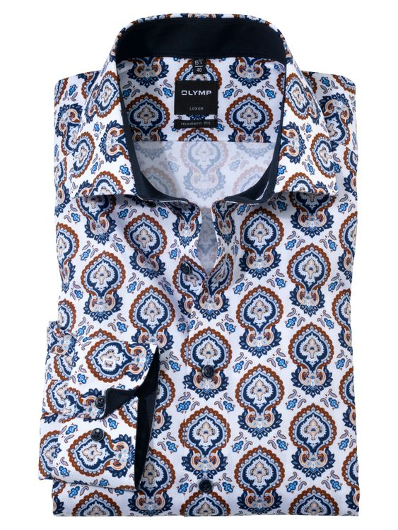 Olymp Overhemden LM 1278_64