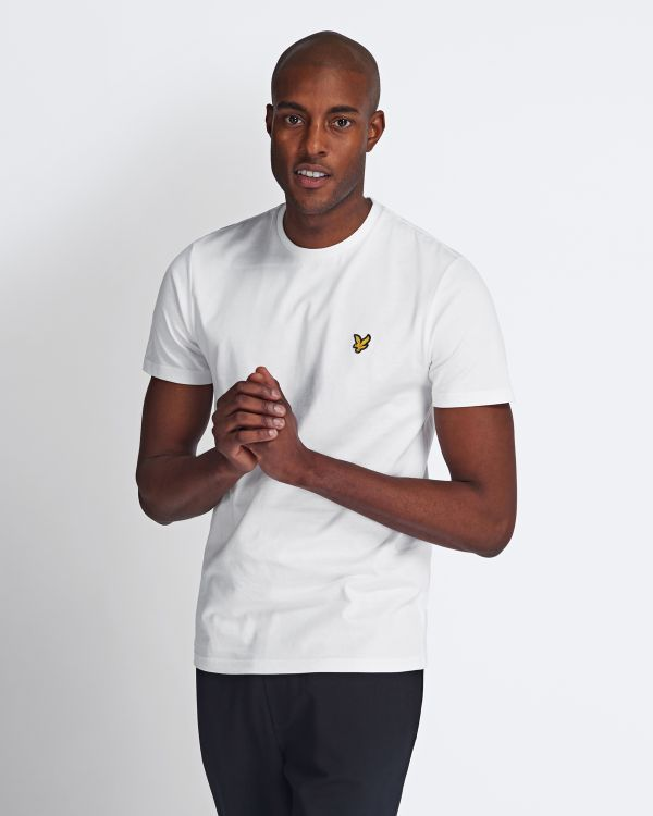 LYLE & SCOTT T-SHIRT CREW NECK-0626