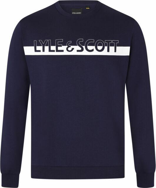 Lyle & Scott Sweatshirt Logo