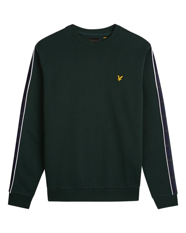 Lyle & Scott Sweatshirt Taped