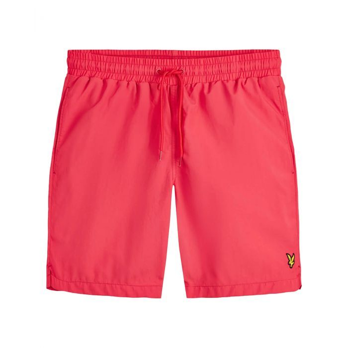 Lyle & Scott Zwemshort Plain