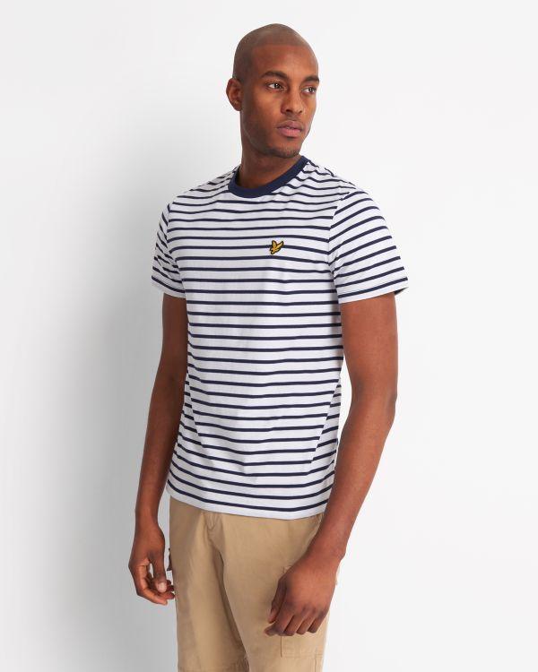Lyle & Scott T-Shirt Stripe TS508VB-Z629