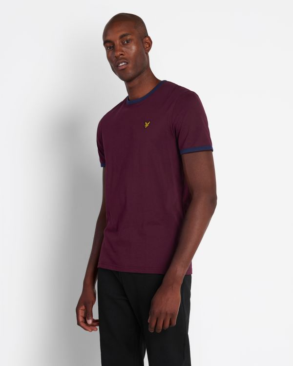 Lyle & Scott T-Shirt KM TS705V