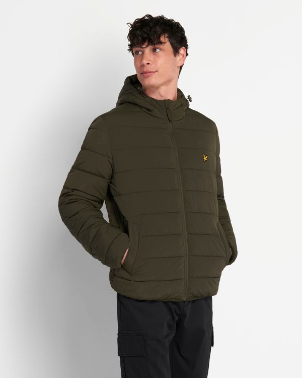 Lyle & Scott Lightweight Puffa Jacket