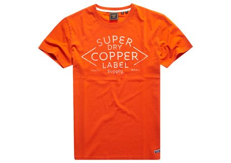Superdry T-Shirt KM M1010857A