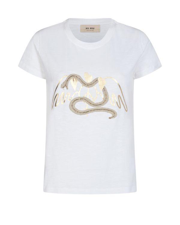 Mos Mosh T-Shirt KM Vee 136320
