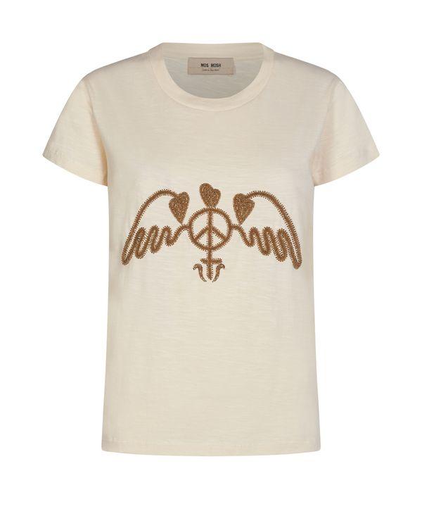 Mos Mosh T-Shirt KM Royal 136390