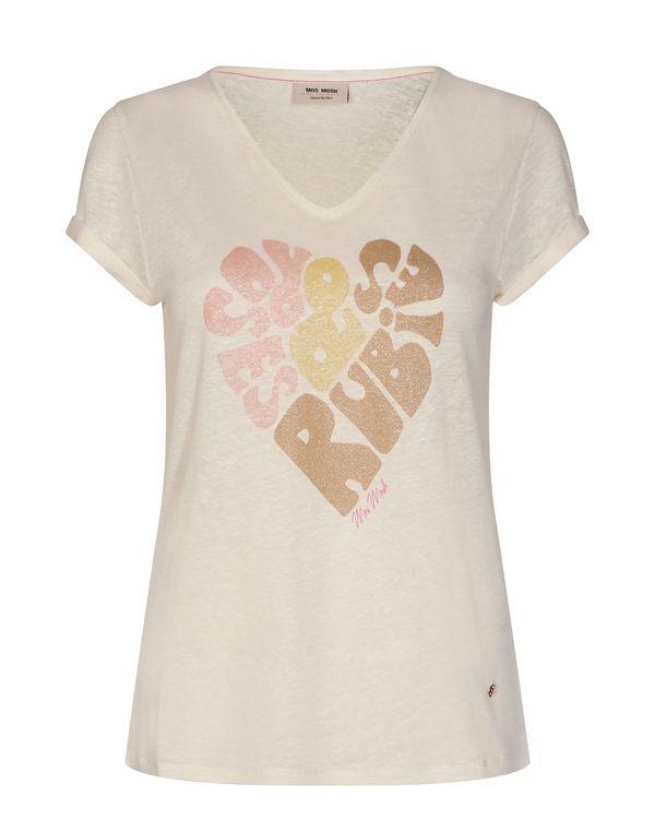 Mos Mosh T-Shirt KM Rubies 138590