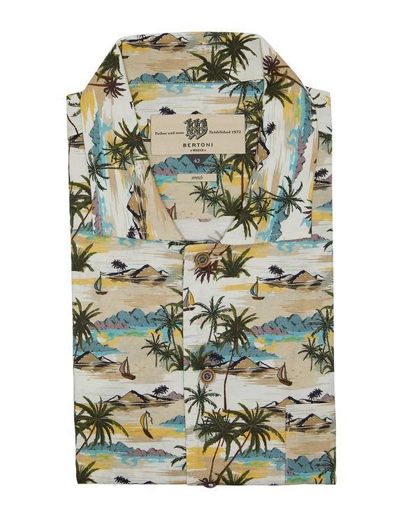 Bertoni Overhemd LM Jim