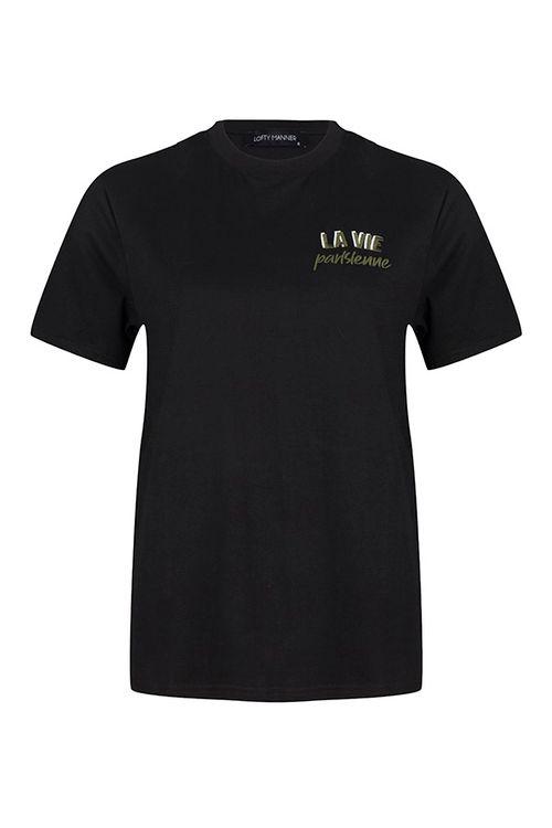 Lofty Manner T-Shirt Alisha