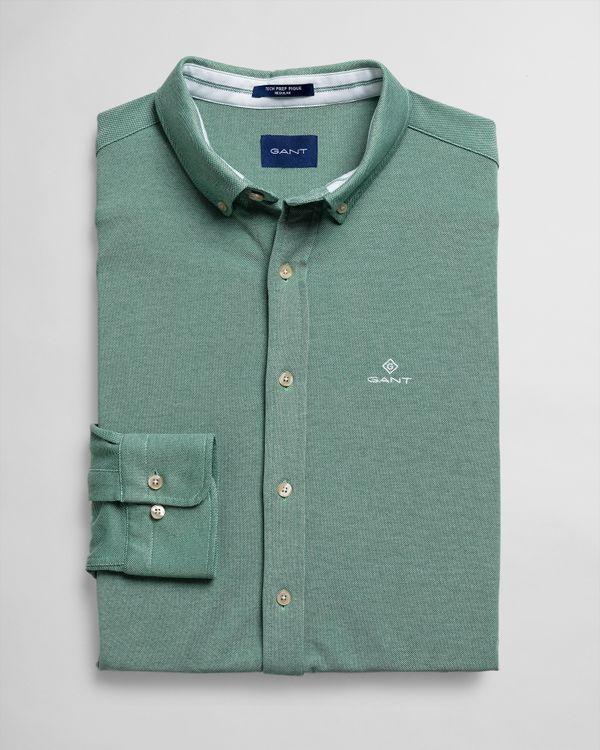 GANT Overhemd Pique 3002560