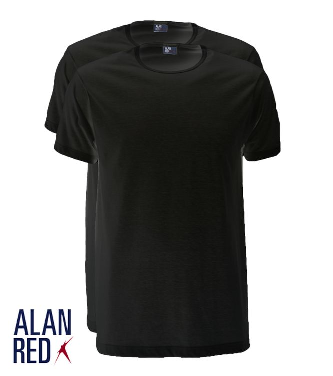 Alan Red T-Shirt 2-Pack DERBY