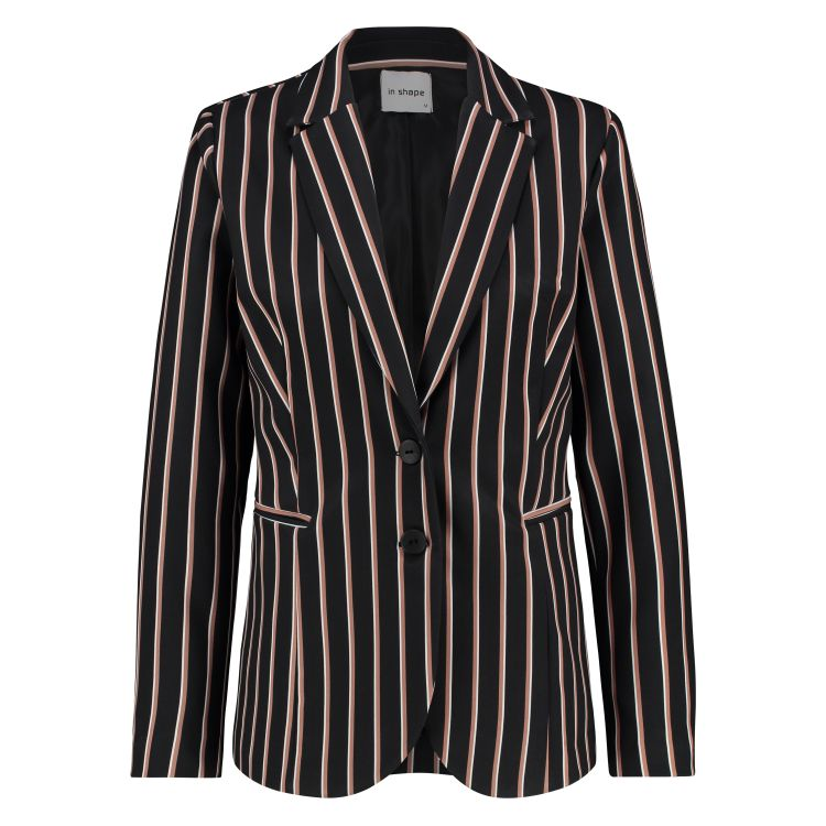 In Shape Blazer Stripe