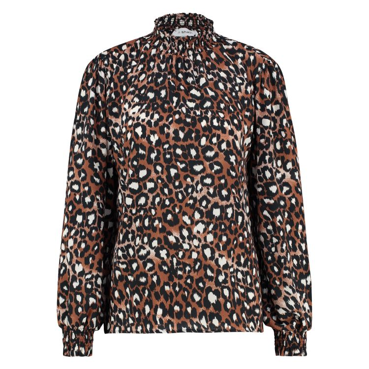 In Shape Blouse Animal Smock