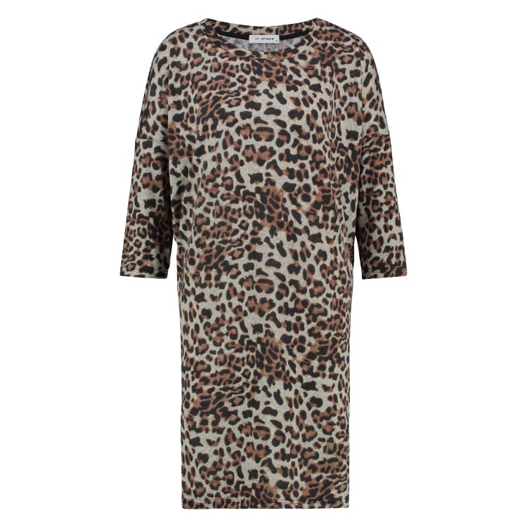 In Shape Tuniek Knit Leopard