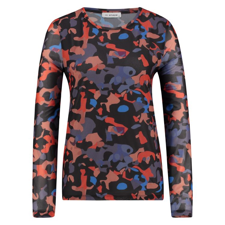 In Shape Top Mesh Camouflage