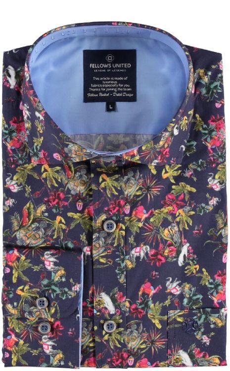 Fellows Overhemd 02.6509