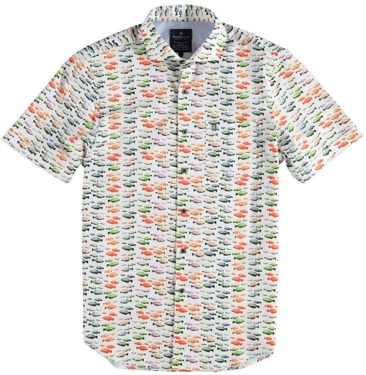 Fellows Overhemd KM 01.6604