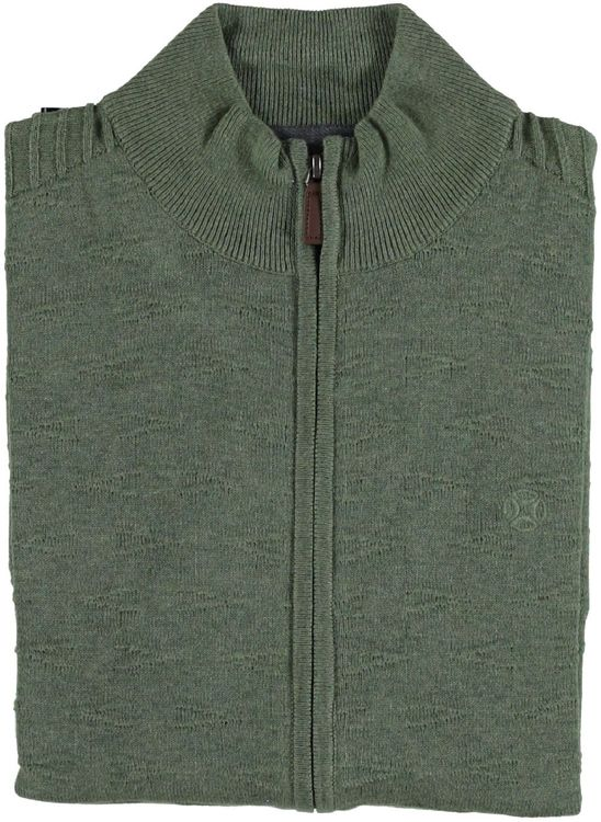 Fellows Vest Fancy Stitch