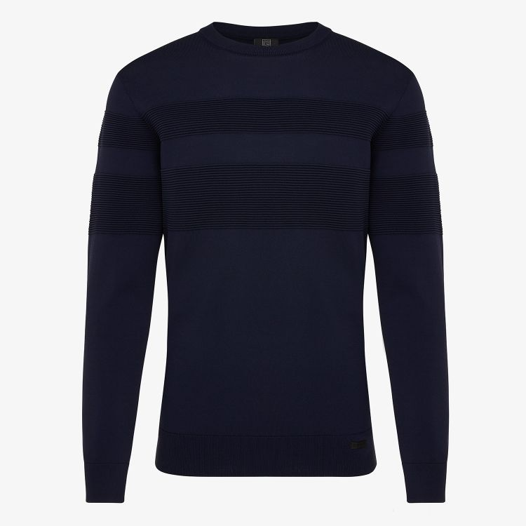 Genti Sweater ROUND LS