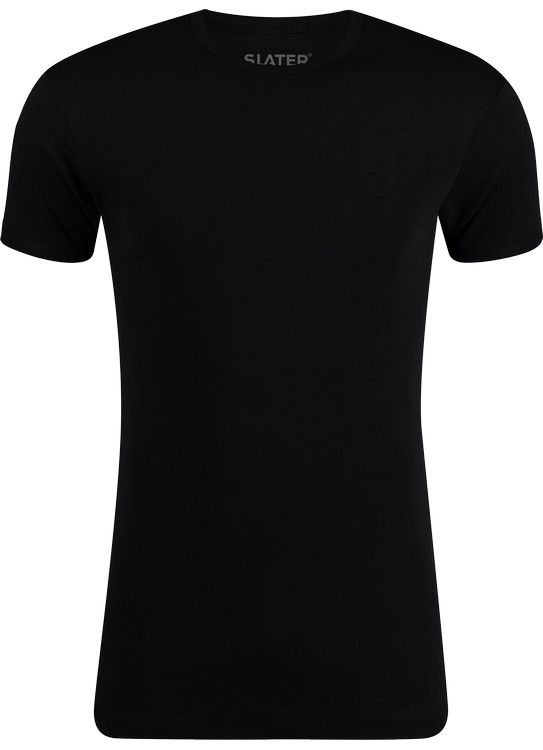 Slater T-Shirt R-Hals Bodyfit
