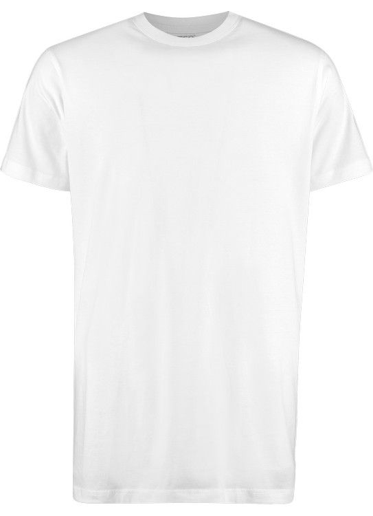 Slater T-Shirt R-Hals Basic 2-pack extra long
