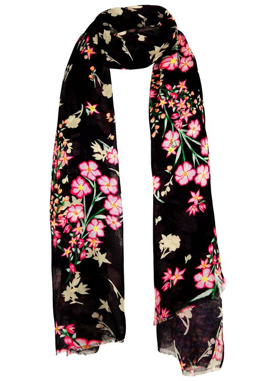 Tramontana Sjaal Flower Print