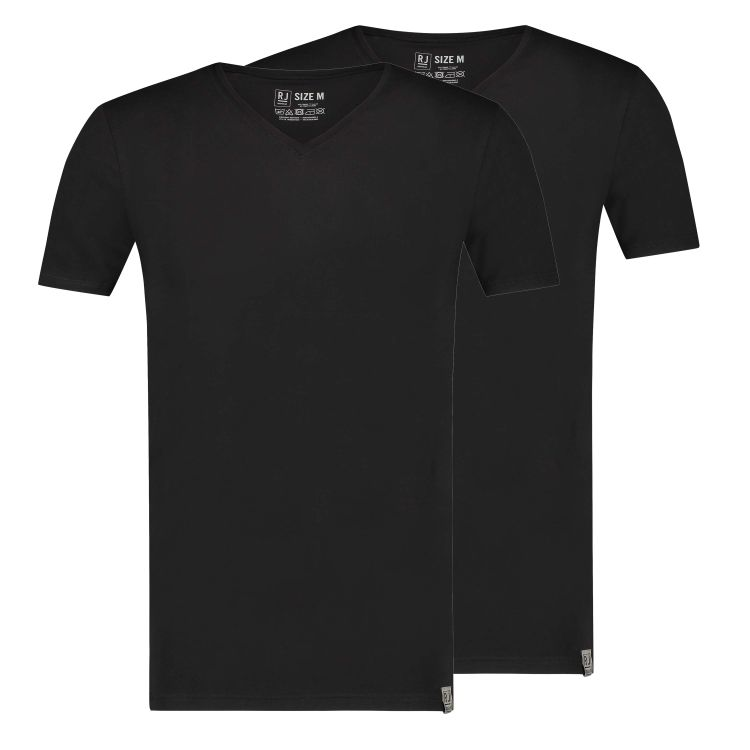 RJ Bodywear T-Shirt Atthens 2-Pack