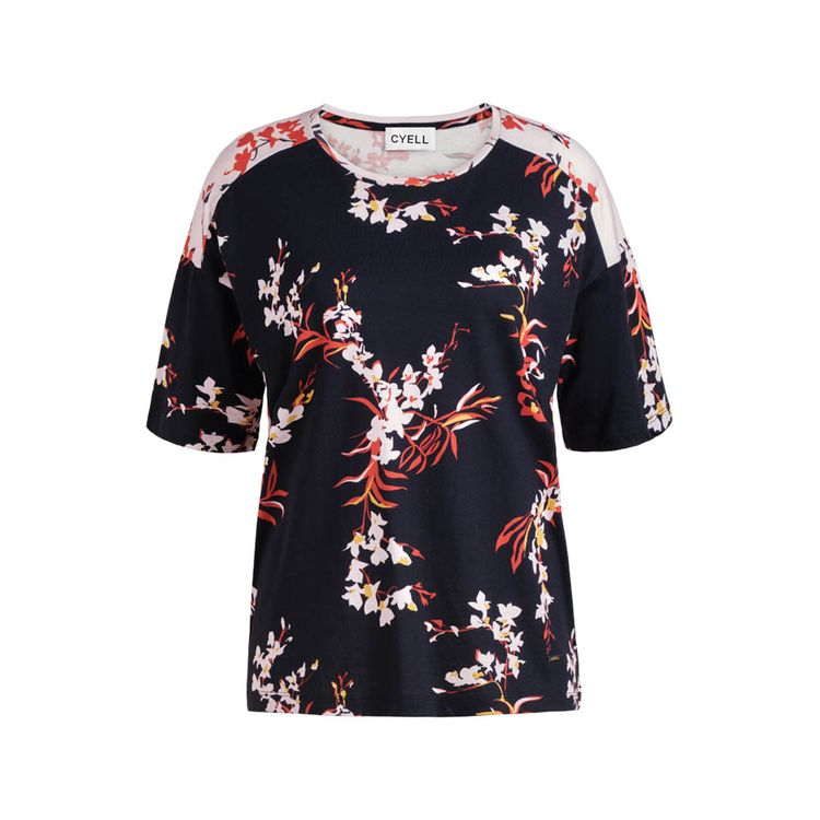 Cyell shirt short sleeve Orchid