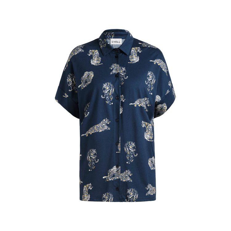 Cyell shirt short sleeve Bengal