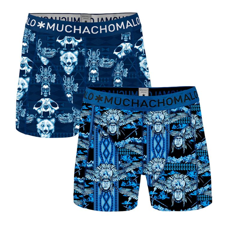 Muchachomalo Boxer 2-Pack Trance