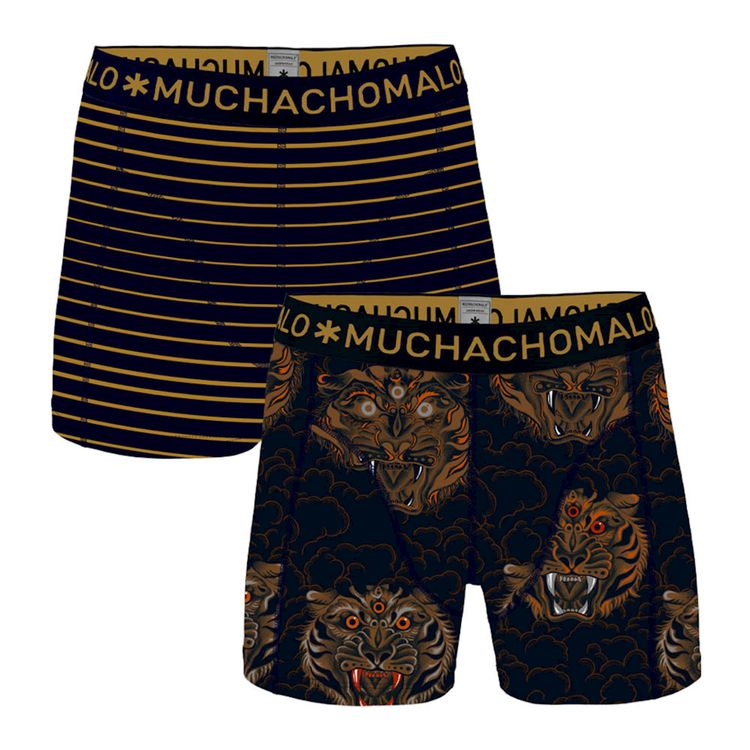 Muchachomalo Boxer 2-Pack Third Eye