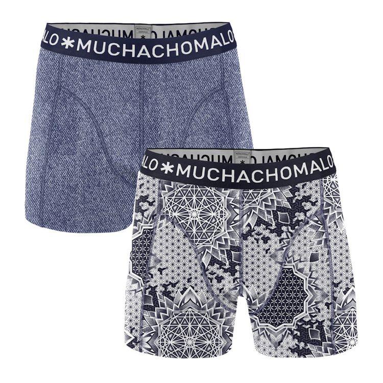 Muchachomalo Boxer 2-Pack Chakra