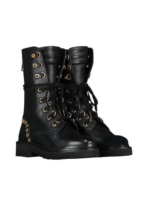 Nikkie Boots Eyelets