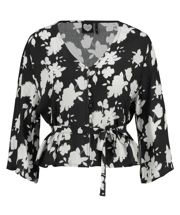 Catwalk Junkie Blouse Abstract