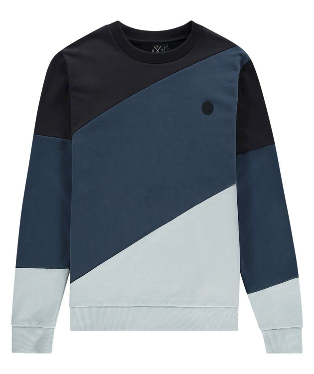 Kultivate Sweater Blue Tint