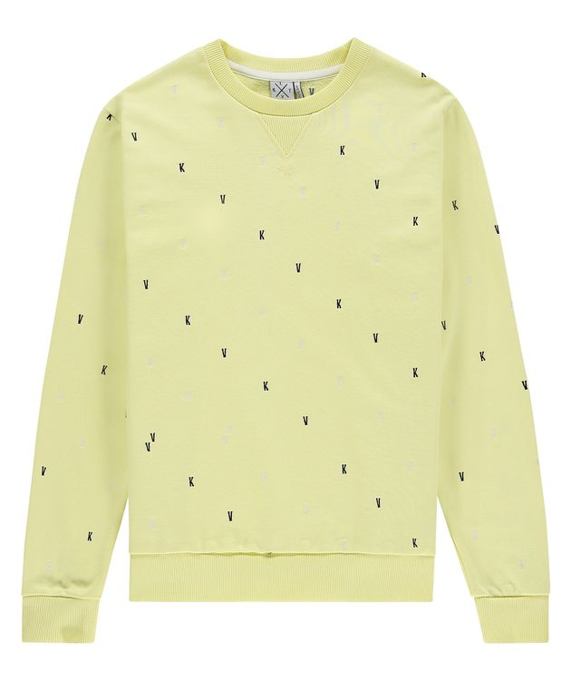 Kultivate Sweater Lime