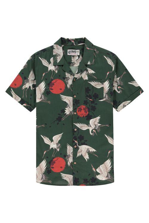 Kultivate Overhemd KM Mura