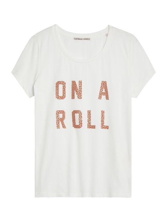 Catwalk Junkie T-Shirt KM Roller
