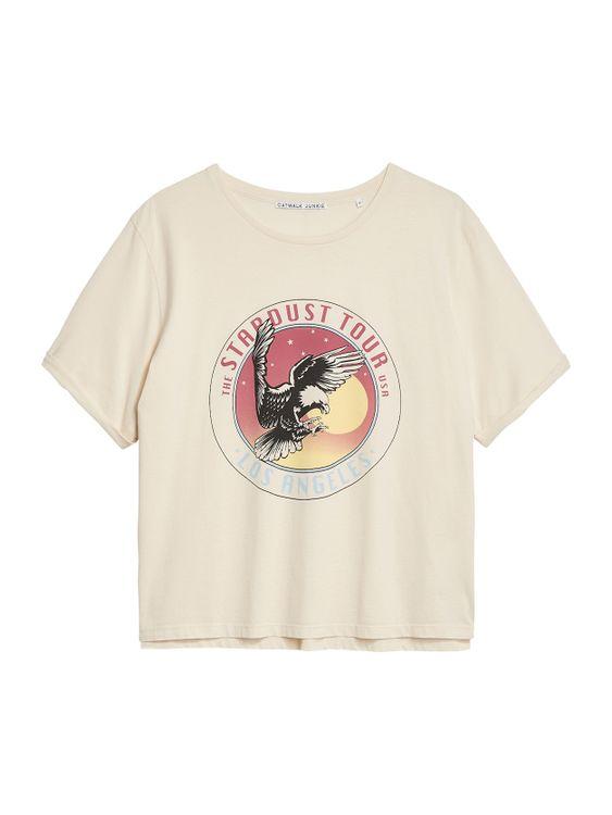 Catwalk Junkie T-Shirt KM Eagly Eye