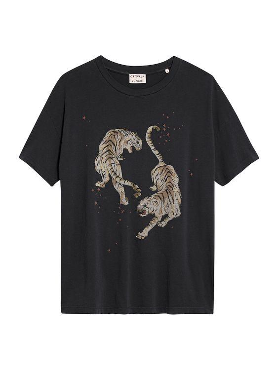 Catwalk Junkie T-Shirt KM Tigre