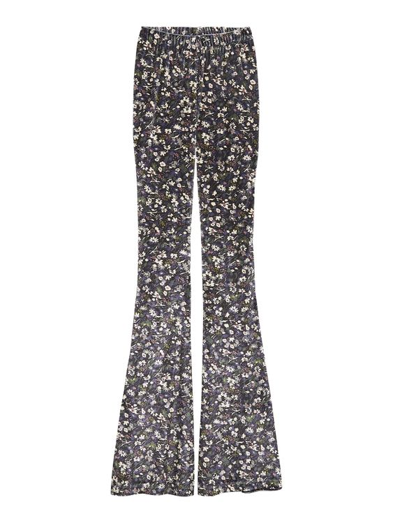 Catwalk Junkie Broek Woodstock Flower