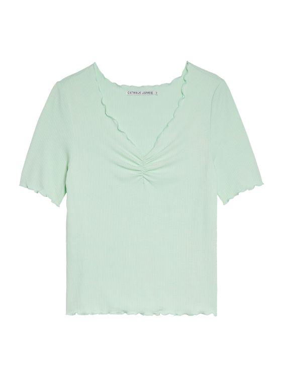 Catwalk Junkie T-Shirt KM Bella